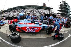 Coche de John Andretti, Richard Petty/Andretti Autosport