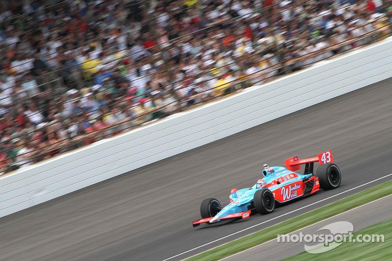 John Andretti, Richard Petty/Andretti Autosport