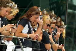 Victory circle: de Indy 500 prinsessen