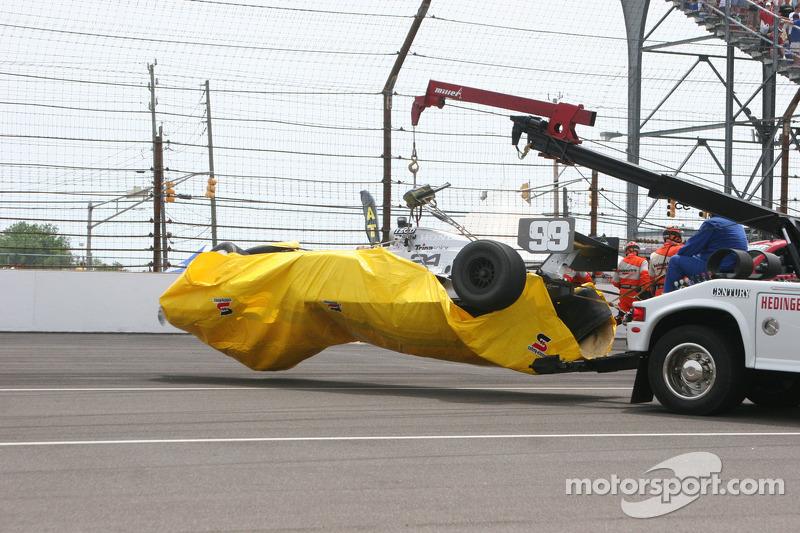 Crash Townsend Bell, Sam Schmidt Motorsports