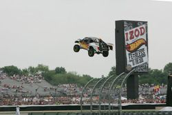 Fearless at the 500 Hot Wheels jump met Tanner Foust