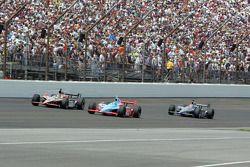 J.R. Hildebrand, Panther Racing, John Andretti, Andretti Autosport, James Hinchcliffe, Newman / Haas