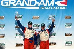 Victory Lane: Jan Magnussen, Robin Liddell