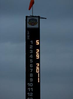 Torre de puntuación Indianapolis Motor Speedway