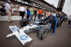 Coche de Davey Hamilton, Dreyer & Reinbold Racing