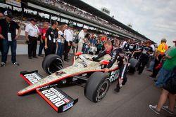 Coche de J.R. Hildebrand, Panther Racing