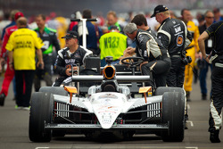 Coche del ganador de la pole Alex Tagliani, Sam Schmidt Motorsports
