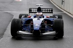 #19 Fabien Giroix, Prost AP02 1999