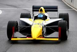 #26 Alain DeBlandre, G-Force Indycar 2000