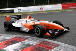 #21 Henk De Boer, Panoz DP01 Champcar 2007