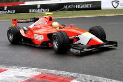 #33 Ralph P. Moog, Dallara GP2 2005