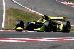 Philippe Bourgois, G-Force Indycar 2000