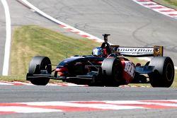 Peter Milavec, Panoz DP01 Champcar 2007