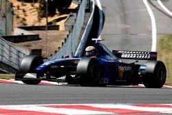 #19 Frédéric Fatien, Prost AP02 1999
