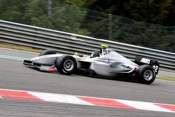 #22 Jens Renstrup, Dallara GP2 2005