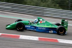#83 Didier Sirgue, Jordan 191 F1 1991