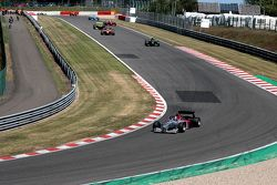 1ste ronde: #1 Klaas Zwart, Benetton B197 F1 1997