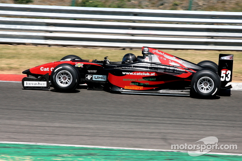 #53 Bernd Herndlhofer, Dallara Nissan Worldseries 2003