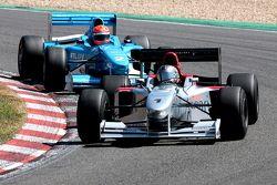 #1 Klaas Zwart and #2 Marijn van Kalmthout, Benetton B197 F1 1997