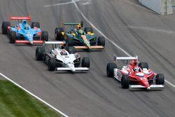 Vitor Meira, A.J. Foyt Enterprises, Buddy Rice, Panther Racing, Tony Kanaan, KV Racing Technology-Lo