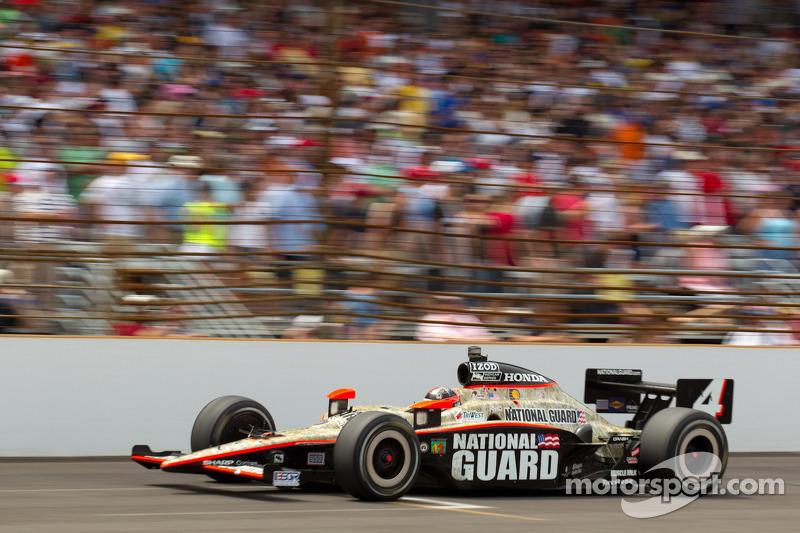500 Millas de Indianápolis 2011