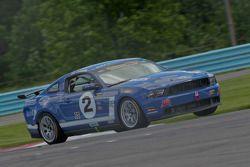 Jim Click Racing Mustang Boss 302 R : Jim Click, Mike McGovern