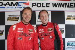 ST Pole APR Motorsports Volkswagen GTI: Kevin Gleason and Chris Gleason