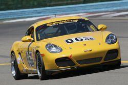#06 Nobel Racing Porsche Cayman S: Michael Iapaluccio, Baron Jacobs
