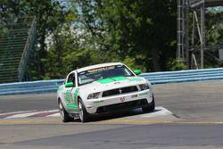 #49 Roush Performance Mustang Boss 302R: Roly Falgueras, Lyonel Kent