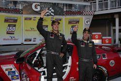 #61 Roush Performance Mustang Boss 302R: Billy Johnson, Jack Roush Jr.