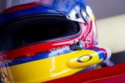 Helm Juan Pablo Montoya, Earnhardt Ganassi Racing Chevrolet