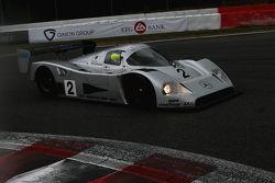 Mercedes C11 : Christian Glaesel
