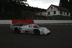 #31 Mercedes C11: Bob Berridge