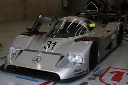 Mercedes C11 : Bob Berridge