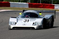 Mercedes C11 : Gareth Evans, Bob Berridge