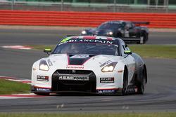 #20 Sumo Power GT Nissan GT-R GT1: Enrique Bernoldi, Warren Hughes