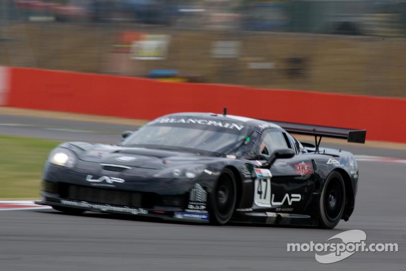 #47 DKR Engineering Corvette Z06 GT1: Michaël Rossi, Jamie Camara