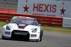Sumo Power GT Nissan GT-R GT1 : Enrique Bernoldi, Warren Hughes