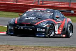 JR Motorsports Nissan GT-R GT1 : Michael Krumm, Lucas Luhr