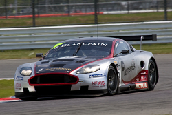 Hexis AMR Aston Martin DBR9 GT1 : Clivio Piccione, Stef Dusseldorp