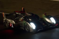 #2 Audi Sport Team Joest Audi R18 TDI: Marcel Fassler, Andree Lotterer, Benoit Treluyer