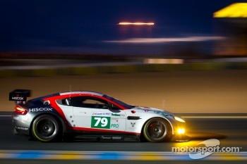 #79 Jota Aston Martin Vantage: Sam Hancock, Simon Dolan, Chris Buncombe