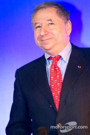 ACO persconferentie: FIA President Jean Todt