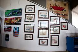 Musée de l'Automobile lobby