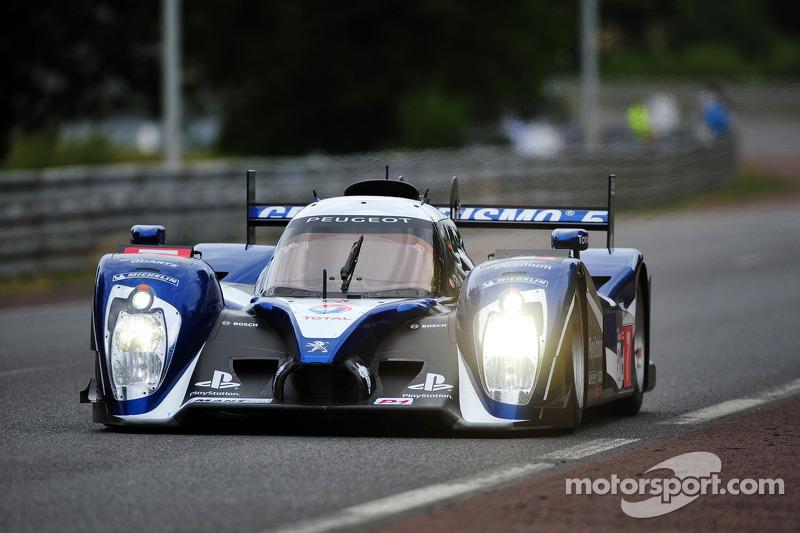 2011 - Peugeot Sport Total #7