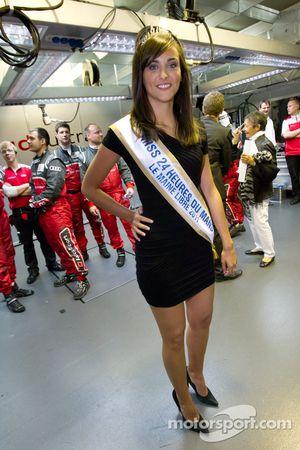 Miss 24 Uren van Le Mans