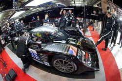 #33 Level 5 Motorsports Lola Coupe-Honda Performance Development: Scott Tucker, Christophe Bouchut,