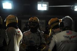 Corvette crew