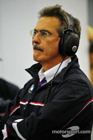 Dr. Mario Theissen, Hoofd BMW Motorsport