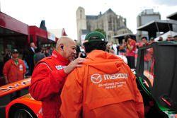 Yojiro Terada, Mazda 787B demo, 20ste verjaardag overwinning in Le Mans